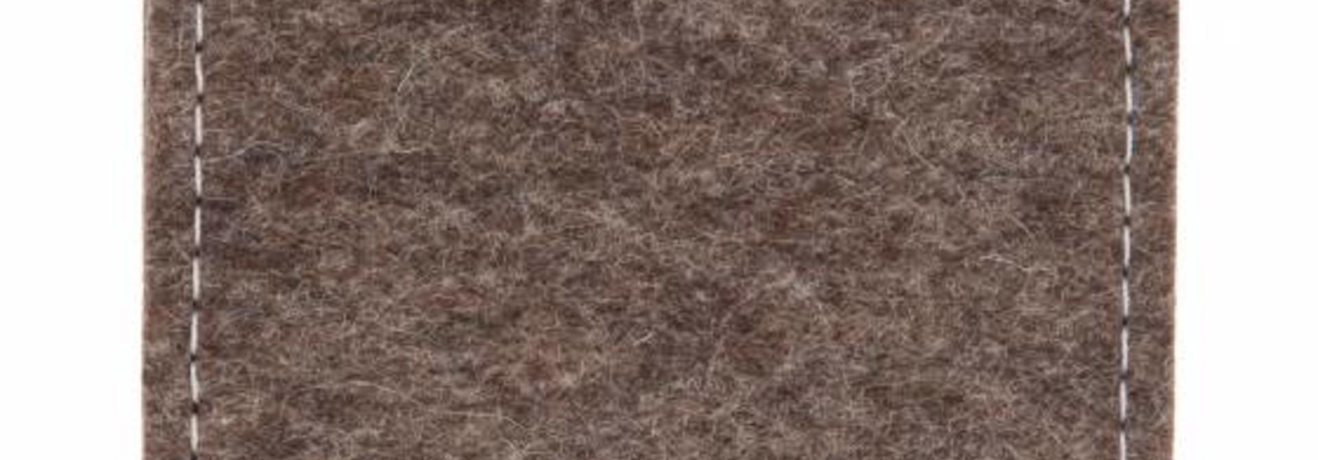 Pixel Sleeve Natur-Meliert