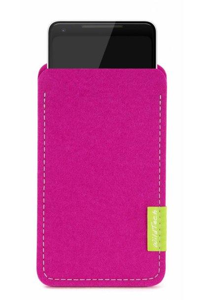 Pixel Sleeve Pink