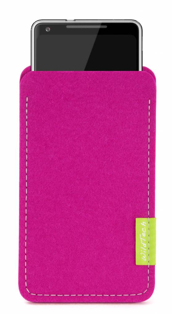 Pixel Sleeve Pink-2
