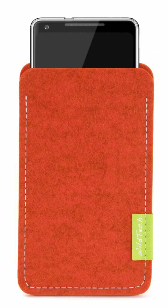 Pixel Sleeve Rust-2
