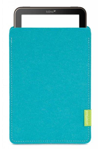 Vision/Page/Shine/Epos Sleeve Turquoise