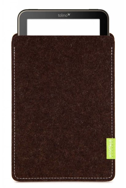 Vision/Page/Shine/Epos Sleeve Truffle-Brown