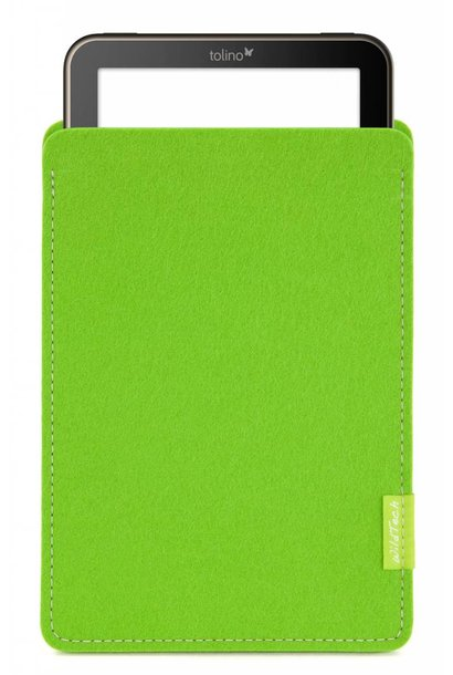 Vision/Page/Shine/Epos Sleeve Bright-Green