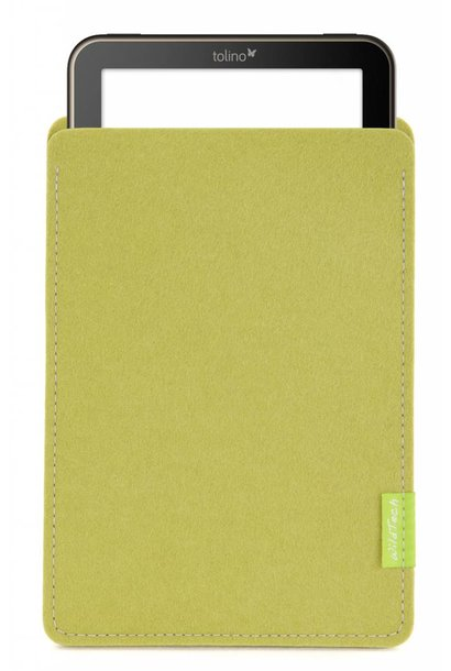Vision/Page/Shine Sleeve Lime-Green