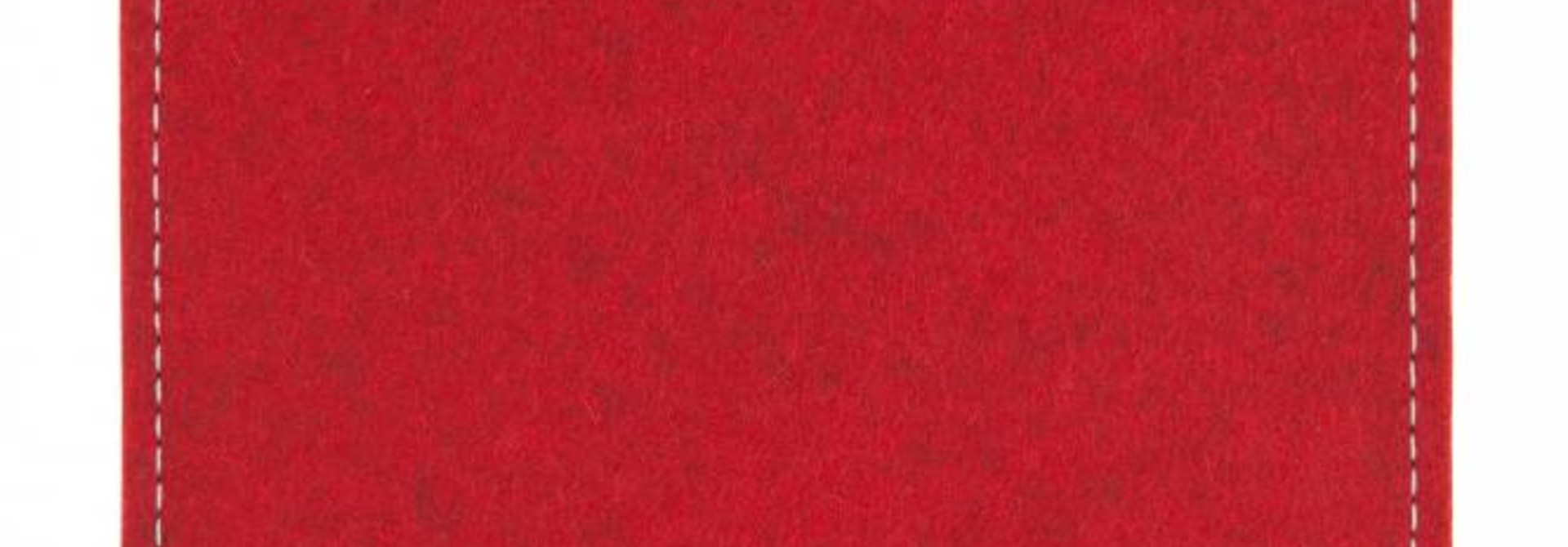Vision/Page/Shine/Epos Sleeve Kirschrot