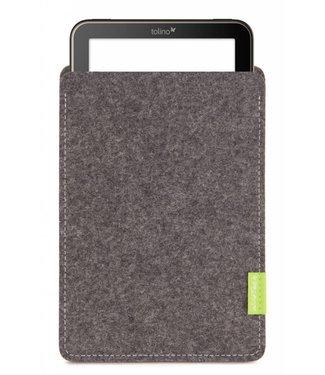 Tolino Vision/Page/Shine/Epos Sleeve Grau