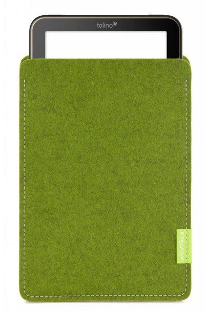 Vision/Page/Shine/Epos Sleeve Farn-Green