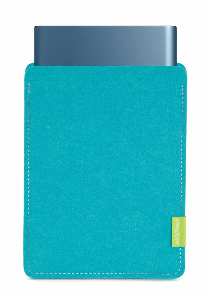 Portable SSD Sleeve Türkis-1