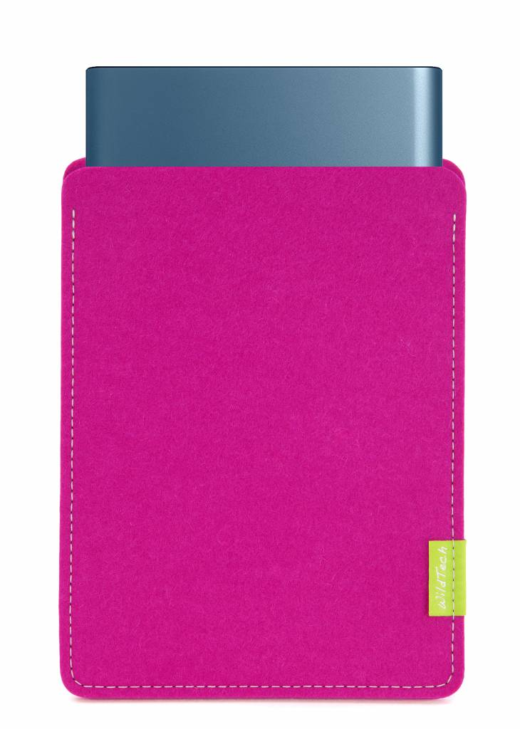 Portable SSD Sleeve Pink-1