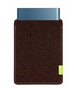 Samsung Portable SSD Sleeve Trüffelbraun