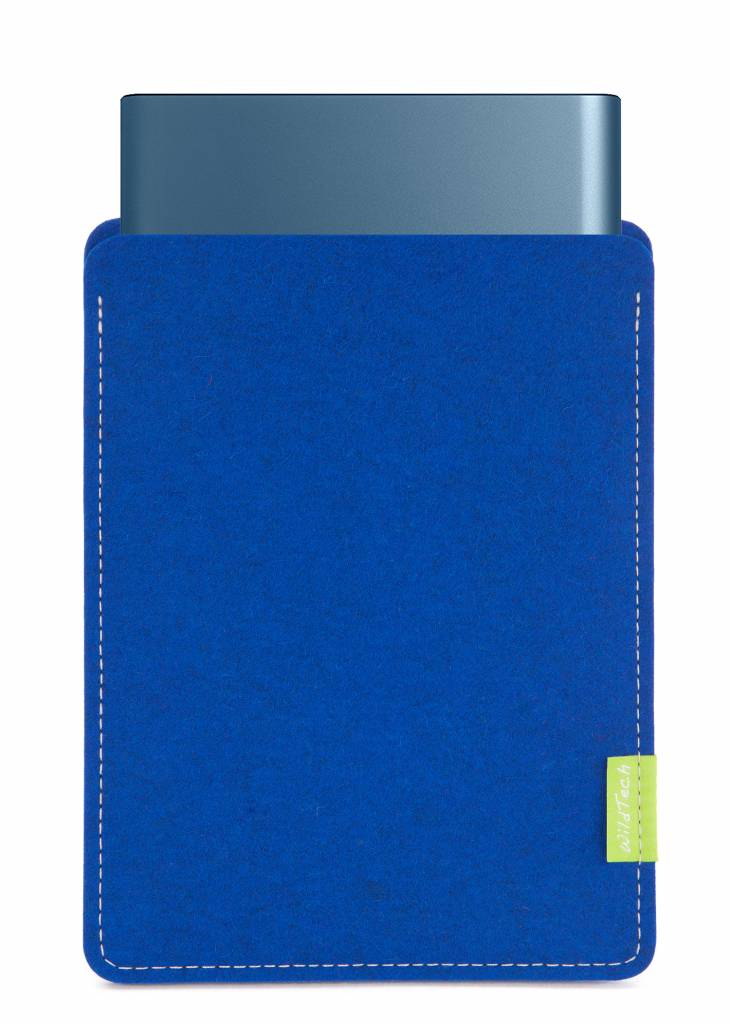 Portable SSD Sleeve Azure-1
