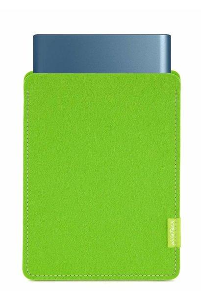 Portable SSD Sleeve Maigrün