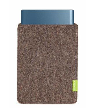 Samsung Portable SSD Sleeve Natur-Meliert