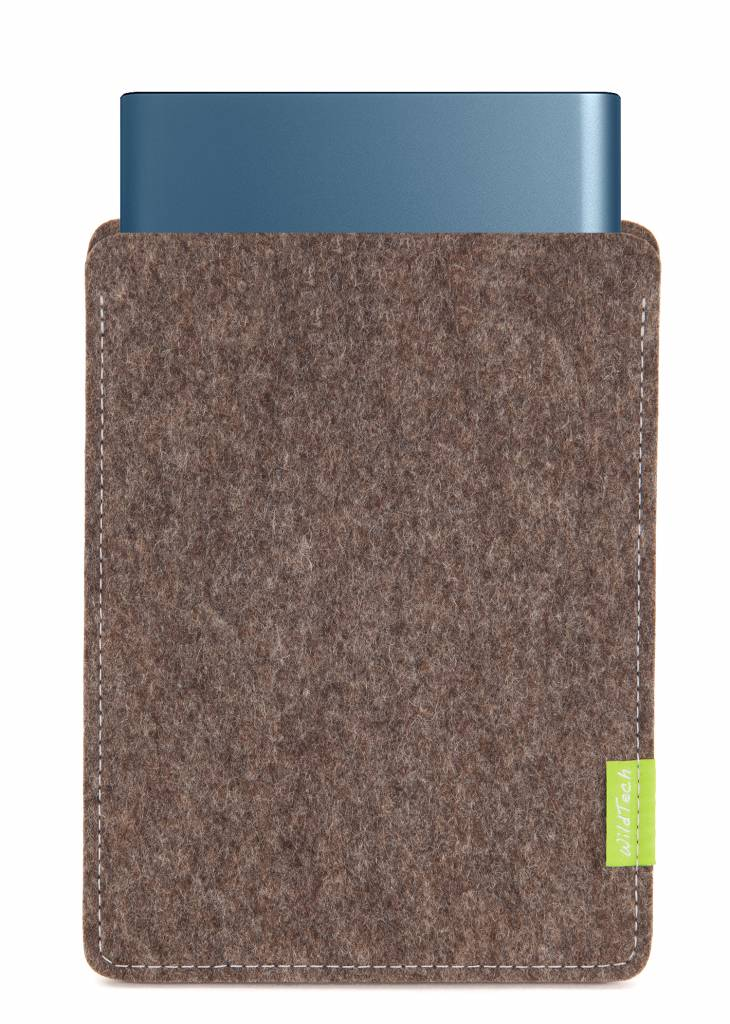 Portable SSD Sleeve Nature-Flecked-1