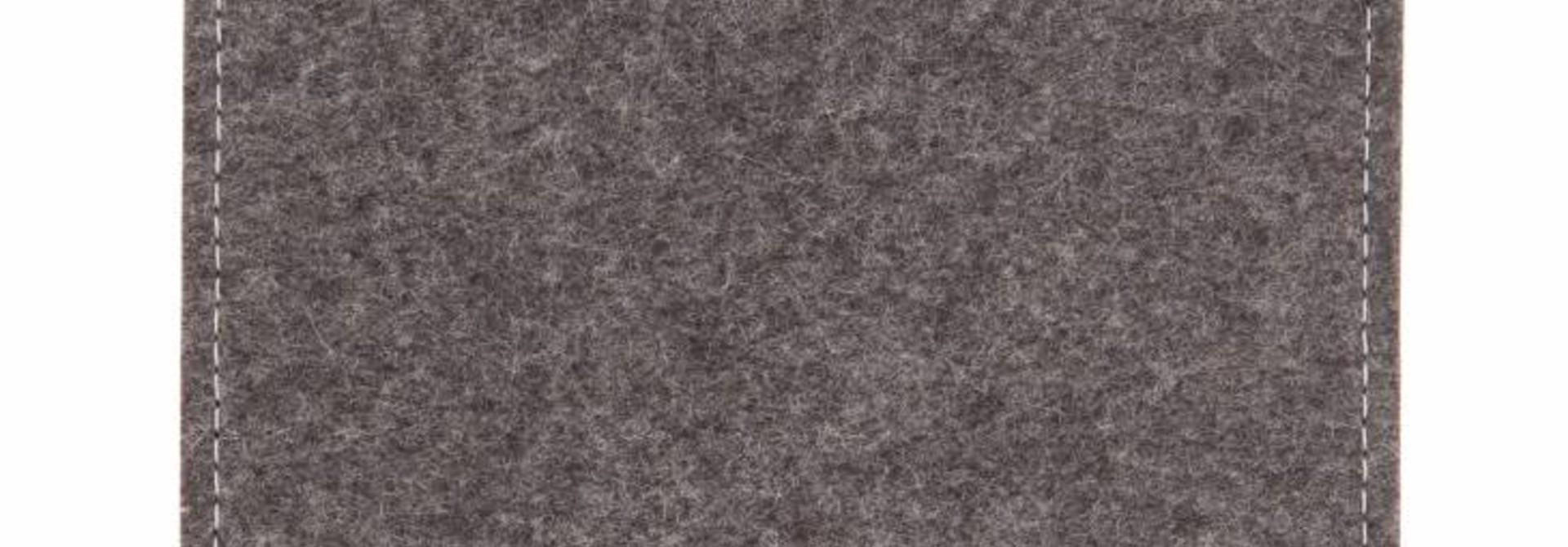 Portable SSD Sleeve Grey
