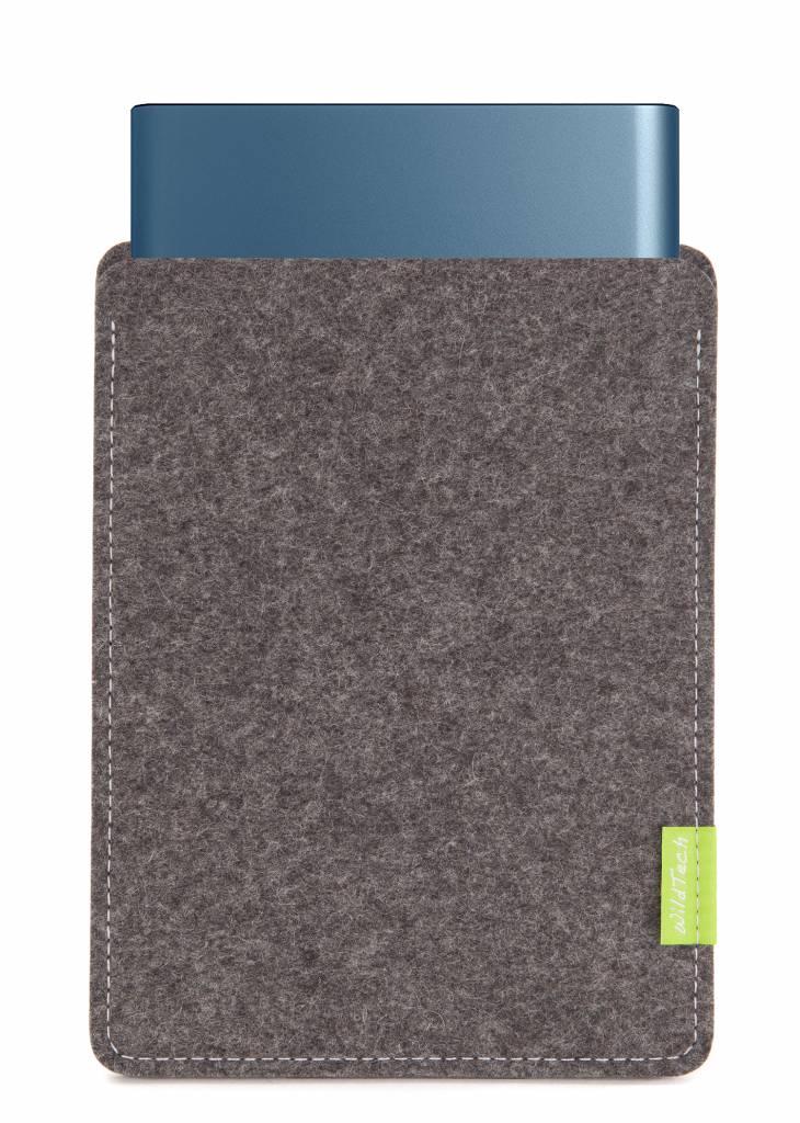 Portable SSD Sleeve Grey-1