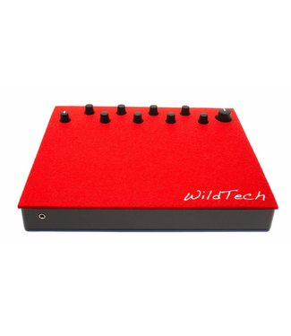 Novation Circuit DeckCover Hellrot