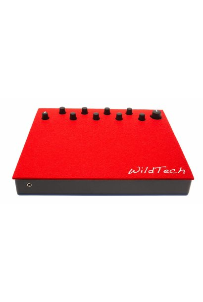 Circuit DeckCover Bright-Red