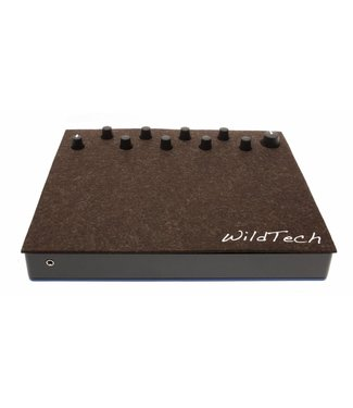 Novation Circuit DeckCover Trüffelbraun