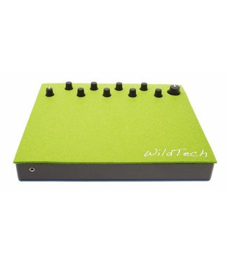 Novation Circuit DeckCover Maigrün