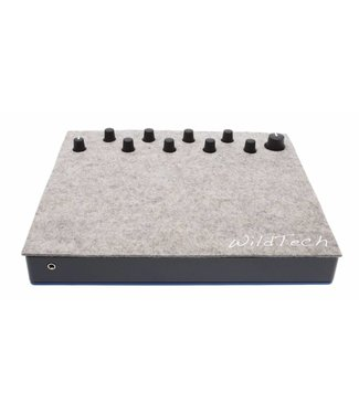 Novation Circuit DeckCover Hellgrau