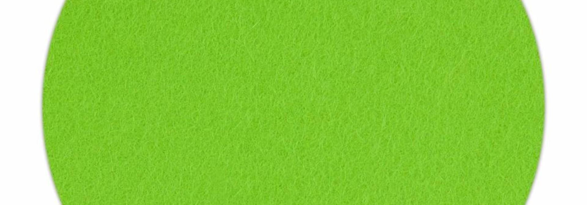 HomePod & HomePod mini felt coaster Bright-Green