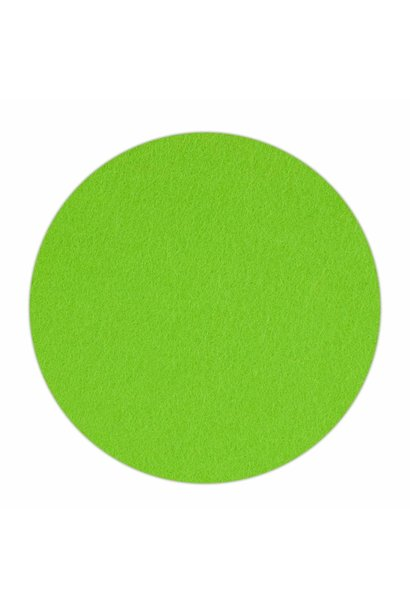 HomePod felt coaster Bright-Green
