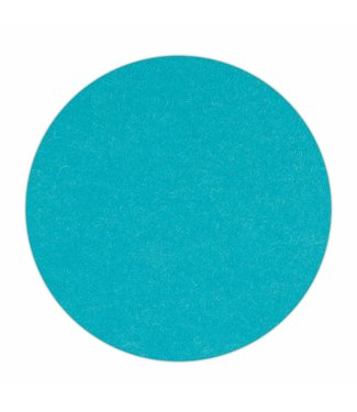 Apple HomePod felt coaster Turquoise
