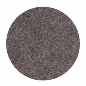 HomePod & HomePod mini Filz Untersetzer Grau