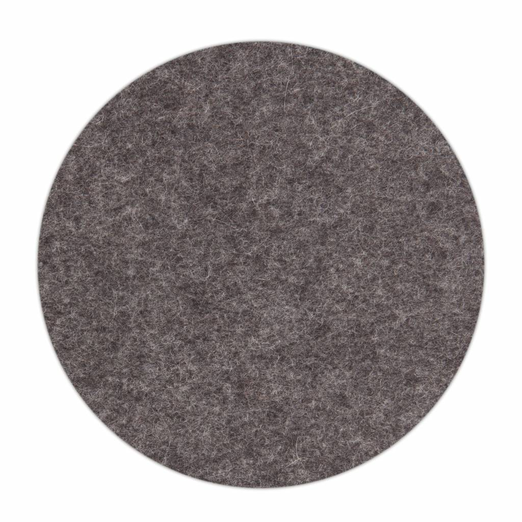 HomePod Filz Untersetzer Grau-1