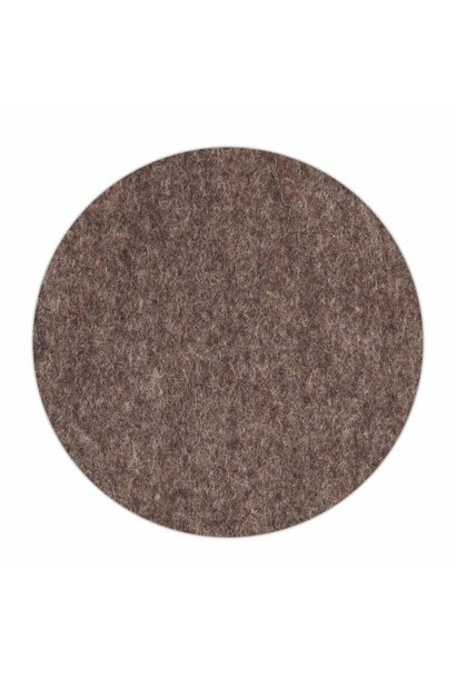HomePod felt coaster Nature-Flecked