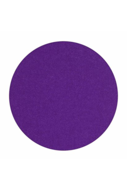 HomePod felt coaster Purple