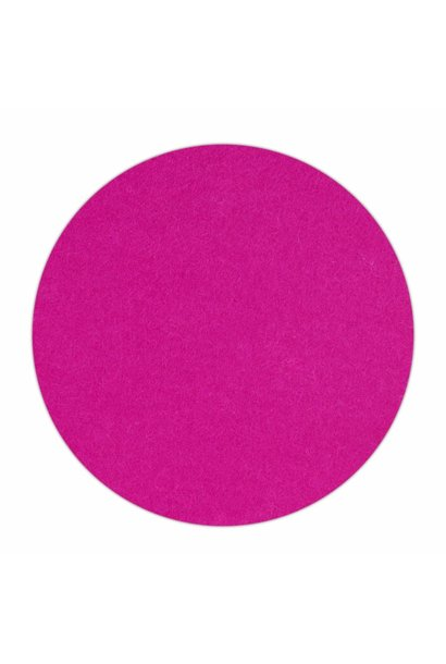 HomePod felt coaster Pink
