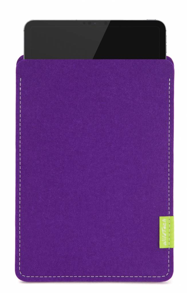 iPad Sleeve Lila-1