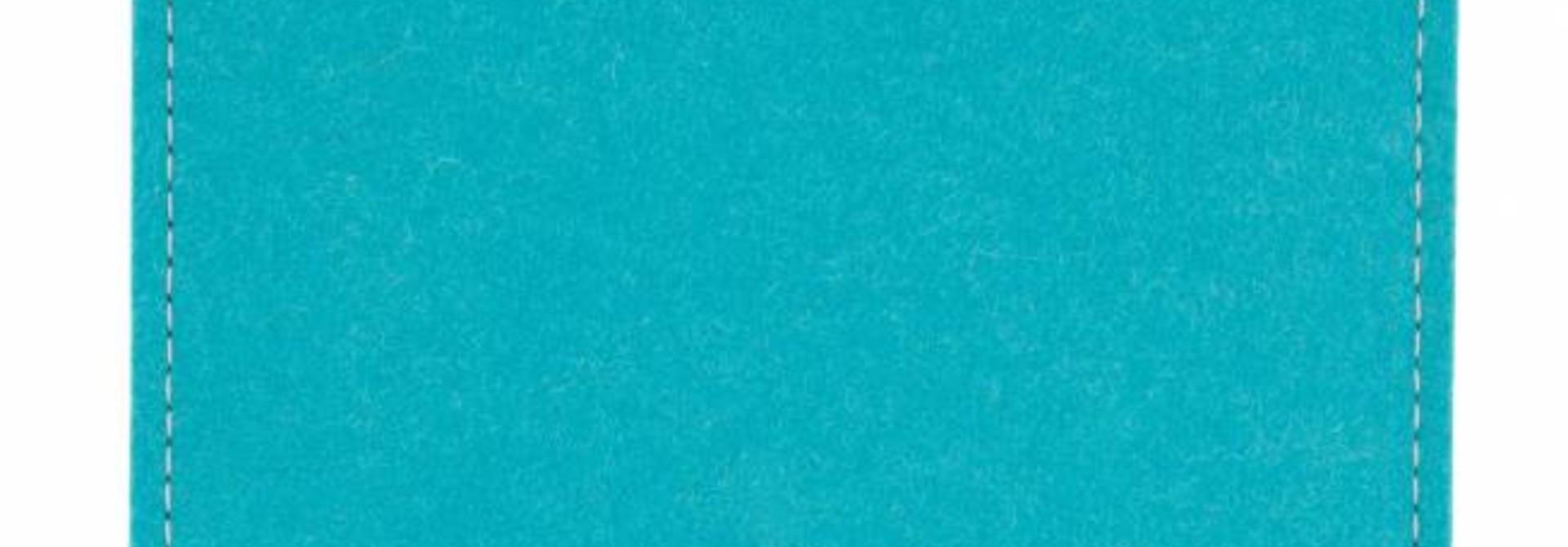 iPad Sleeve Turquoise
