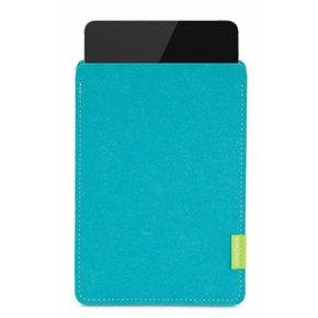 iPad Sleeve Türkis