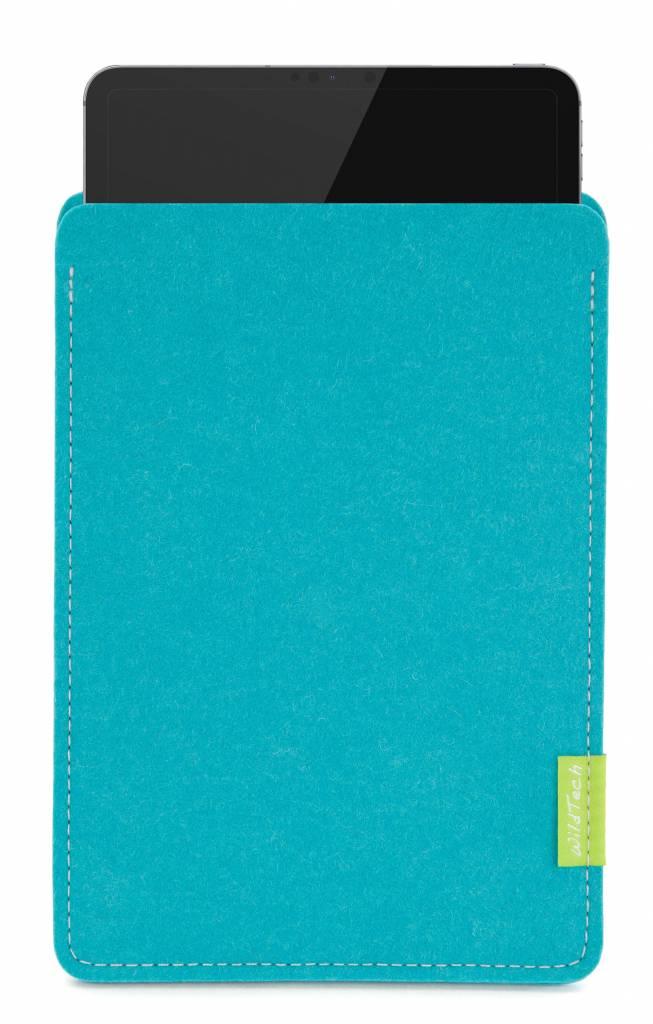 iPad Sleeve Turquoise-1