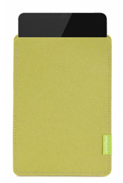 iPad Sleeve Lime-Green