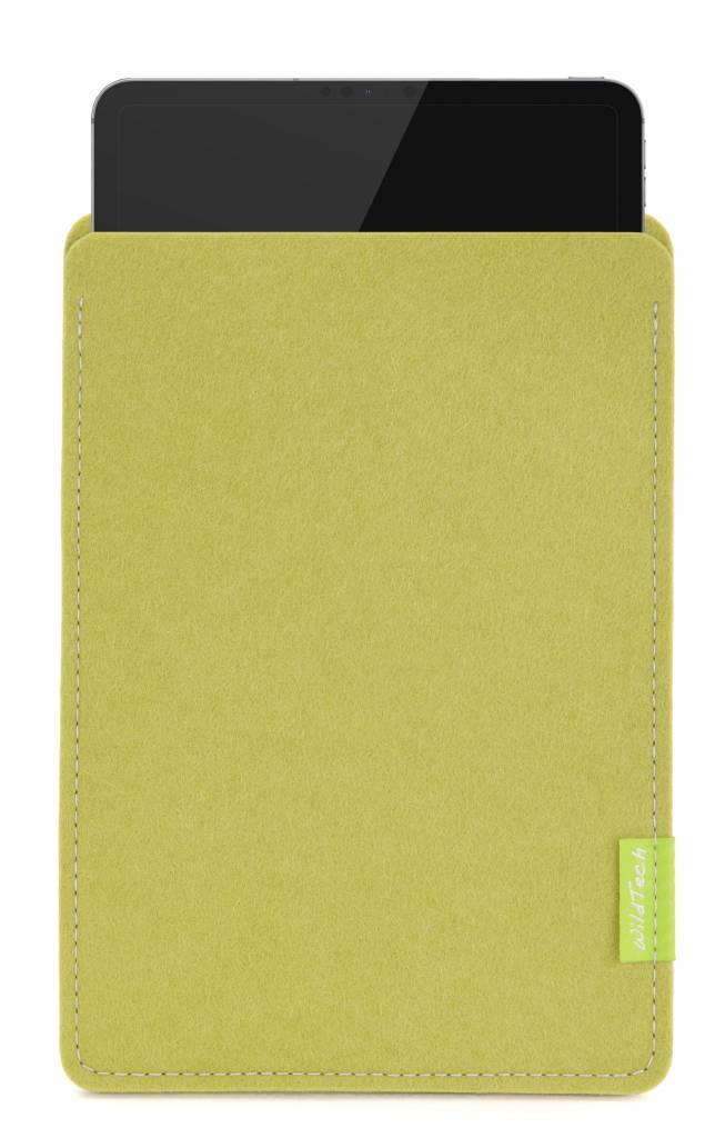iPad Sleeve Lindgrün-1