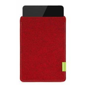iPad Sleeve Kirschrot