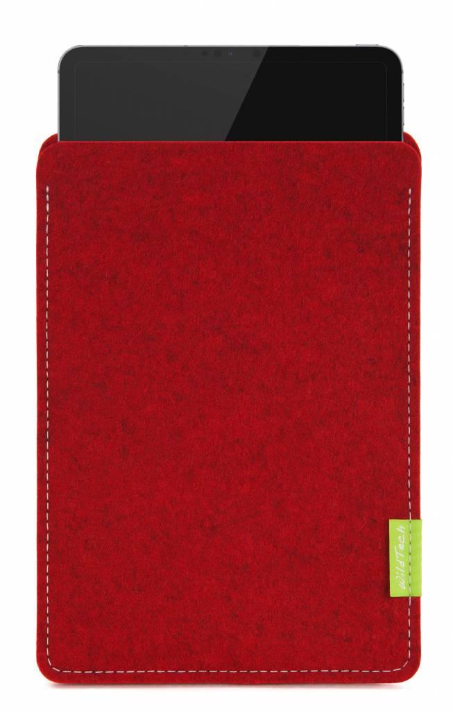 iPad Sleeve Kirschrot-1