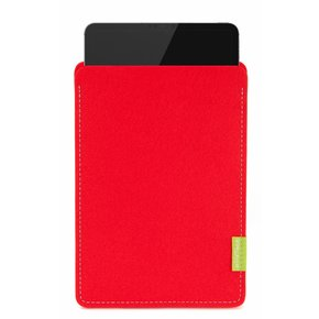 iPad Sleeve Bright-Red