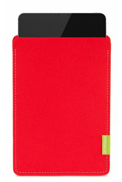 iPad Sleeve Bright-Red
