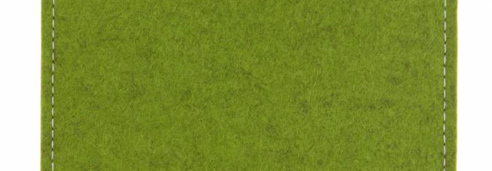 iPad Sleeve Farn-Green