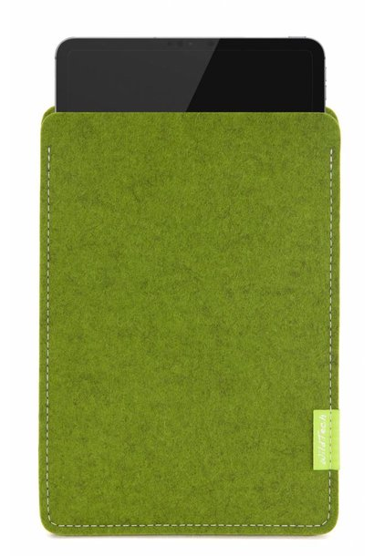 iPad Sleeve Farn-Green