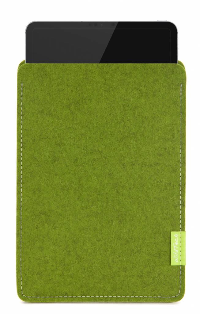 iPad Sleeve Farn-Green-1