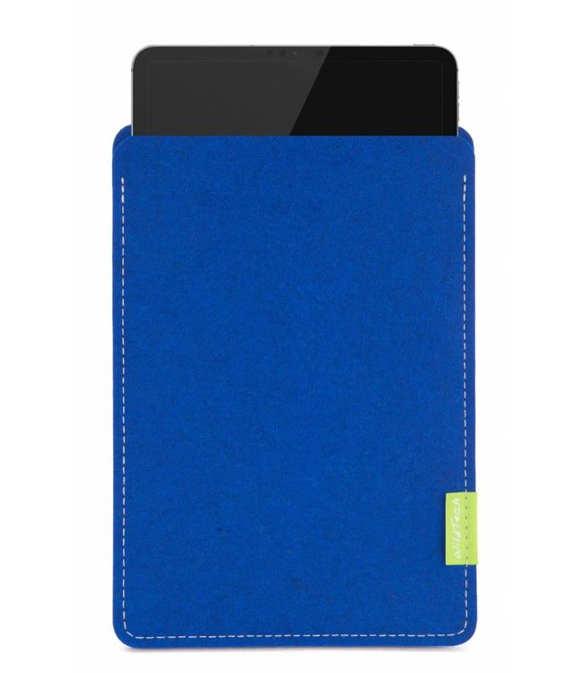 Apple iPad Sleeve Azure