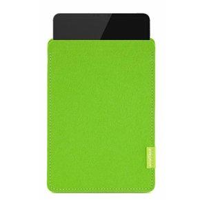 iPad Sleeve Maigrün