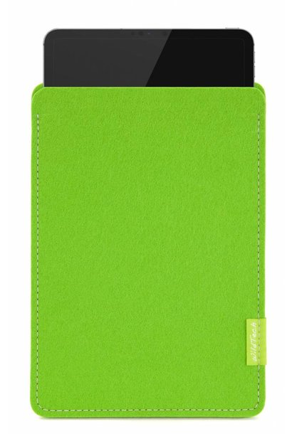 iPad Sleeve Bright-Green