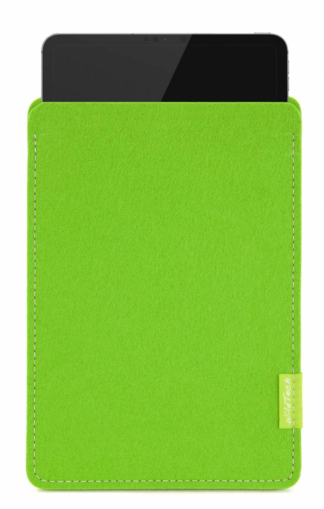 iPad Sleeve Bright-Green-1